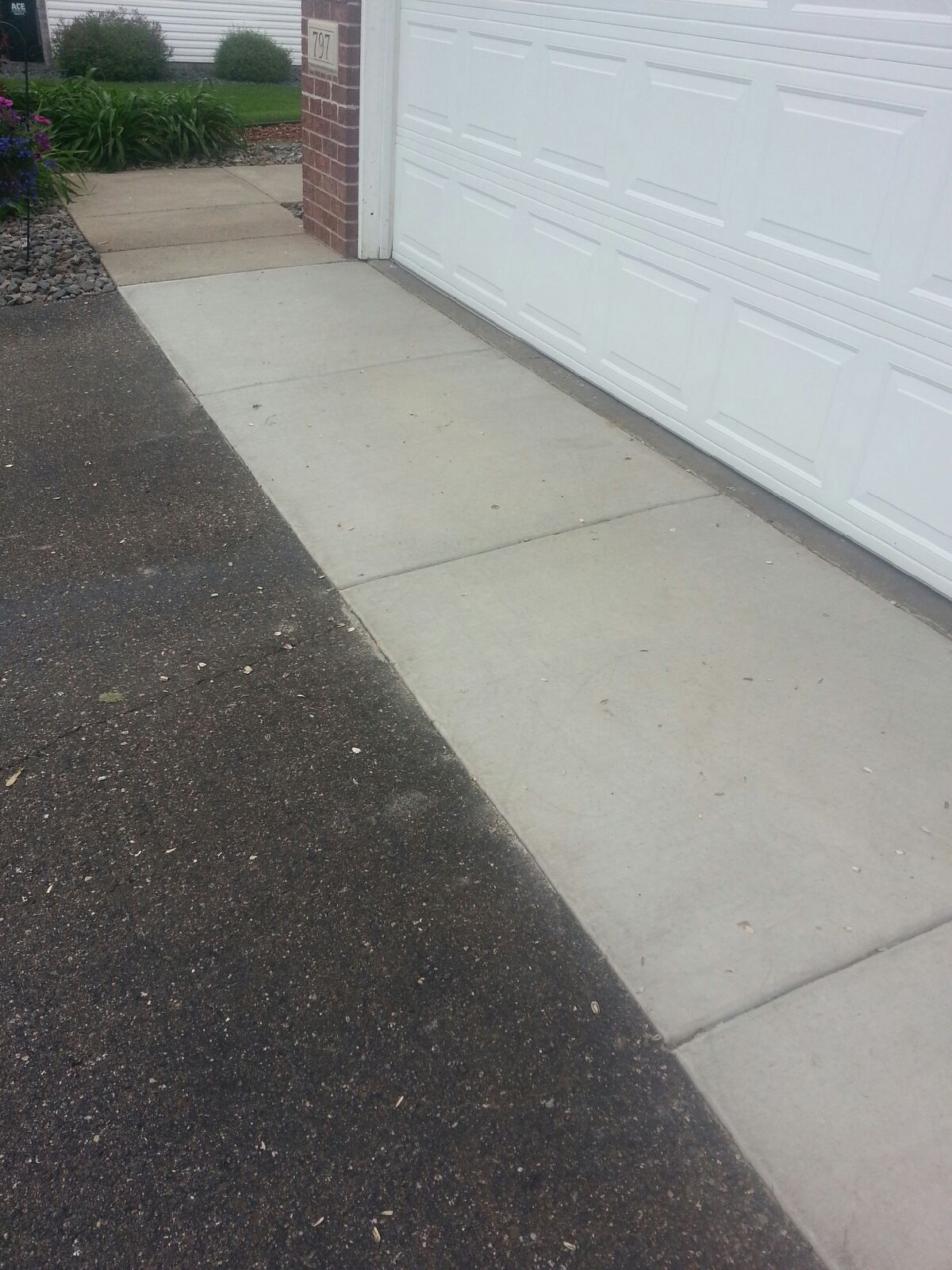 Minneapolis Concrete Driveways Concrete Aprons Asphalt